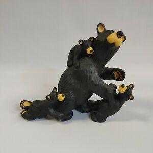 Bearfoots bear figurine by Jeff Fleming