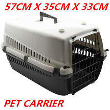 Paws & Claws 57x35cm Large Pet Carrier - Randomly Selected
