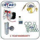 A/C Compressor Kit Fits Honda Civic 96-00 1.6L CR-V 97-01 2.0L OEM TRS090 77560