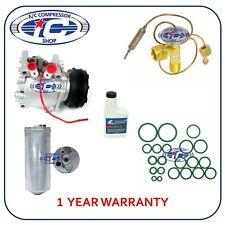 Ac Compressor Kit Fits Honda Civic 96 00 16l Cr V 97 01 20l Oem Trs090 77560