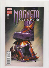 Magneto Not A Hero #3 VF/NM 9.0 Marvel Comics X-Men 2011