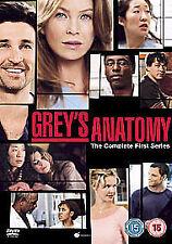 Grey's Anatomy - Series 1 - Complete (DVD, 2006, 2-Disc Set, Box Set)