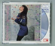 Robin Beck cd-maxi SAVE UP ALL YOUR TEARS © 1989 West Germany 3-track 872 711-2