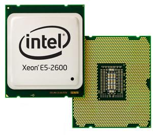 Intel Xeon E5-2660 8 cores 16 threads 3 Ghz socket 2011