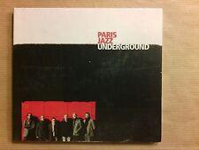 CD RARE / PARIS JAZZ UNDERGROUND / NEUF SOUS CELLO