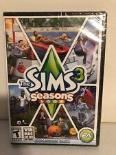 The Sims 3: Seasons expansion pack (PC-DVD) **BRAND NEW SEALED!** M