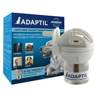 ADAPTIL DOG PLUG IN DIFFUSER 30 Day Starter Kit OR 48ml Refill BEST PRICE!!