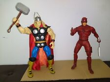 Marvel legends Thor Toybiz Daredevil 12 inch