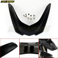 Motorcycle Front Fender Cover Extension For BMW R1200GS LC Adventure 13-16 Black