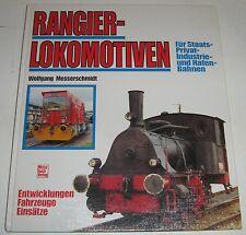 Messerschmidt - Rangierlokomotiven für Staats-, Privat-, Industrie-  Hafenbahnen
