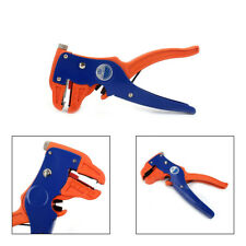 Self-Adjusting Adjustable Automatic Cable Wire Stripper With Cutter Crimper