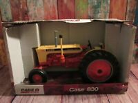 ERTL 1/16 SCALE CASE 830 CASE-O-MATIC TRACTOR - NIB - NEVER DISPLAYED