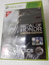 XBOX 360 MEDAL OF HONOR LIMITED EDITION - XBOX360 MICROSOFT SEALED