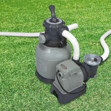 Intex 28644 Pompa di Filtraggio a Sabbia per Piscine Capacità 7900 L/H
