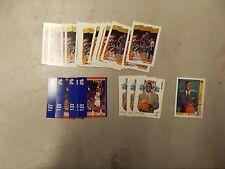 LOT OF 28 1991-92 BASKETBALL CARDS OF STEVE SMITH 19 HOOPS 5 FLEER 3 SKYBOX 1 UD