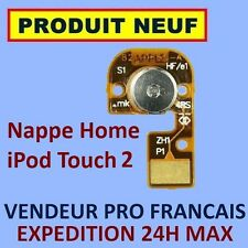 ✖ NAPPE BOUTON HOME IPOD TOUCH 2 2G FLEX CABLE ✖ NEUF GARANTI EXPÉDITION 24H ✖