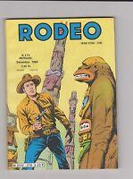 RODEO n°376 - décembre 1982.  Aventures de Tex. Etat neuf