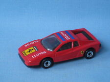 Matchbox Ferrari Testarossa Lloyds Chemist UK Promo Toy Model Car 70mm UB