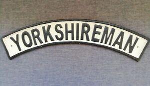 YORKSHIREMAN RAILWAY SIGN.Cast iron. New.