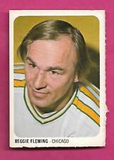 RARE 1973-74 WHA QUAKER OATES COUGARS FLEMING MINI CARD (INV# A8287)
