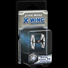 Star Wars X-Wing Miniaturas Juego: Corbata de las fuerzas especiales de paquete de expansión