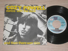 "COZY POWELL - DANCE WITH THE DEVIL /AND THEN THERE WAS SKIN - 45 GIRI 7"" HOLLAND"