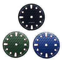 Wellenmuster Zifferblatt für Schweizer Uhrwerk 2824-2 2836, Japanisch 2815 8200