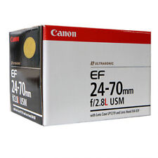 Canon EF 24-70 mm f/2.8L USM Lens Mark1 for Canon DSLR Fedex Free to USA