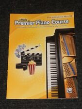 Alfred's Premier Piano Course-Pop And Movie Hits-Level 1B-NEW!!!!