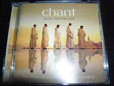 Chant - Music For Paradise The Cistercian Monks Of Stift Heiligenkreuz CD – Like