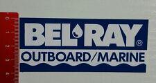 Aufkleber/Sticker:  Bel Ray - Outboard Marine (15031652)