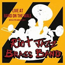 Riot Jazz Brass Band - Live At Band On The Wall [New CD] UK - Import