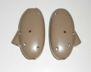Ingenuity The Gentle Automatic Bouncer Sahara Burst - R & L Side Joint Covers