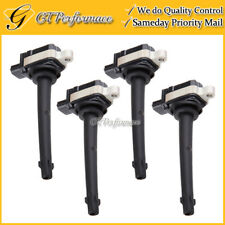 OEM Quality Ignition Coil 4PCS for 2007-2012 Nissan Sentra 2.0L L4, 22448-ED800