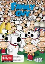 FAMILY GUY SEASON 12 : NEW DVD