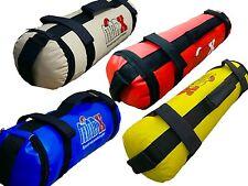 MADX Power Cloth Sand FILLED Bag Crossfit Powerbag Training Sandbag 0-30kg, MMA