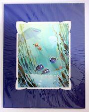 NEW Disney WonderGround Finding Dory Print by Joey Chou - Nemo, Marlin, Destiny