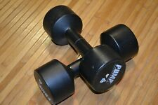 Pair of Pump 5 lbs Dumbbell Home Gym Free Weights Exercise Workout Fitness