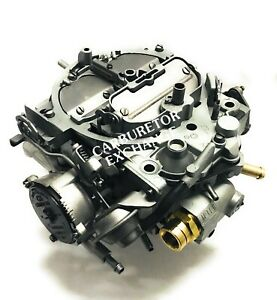 1979~1980 Chevrolet Remanufactured Rochester Quadrajet Carburetor 350 Engine