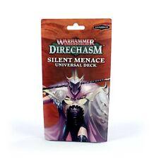 Pre order Warhammer Underworlds: Silent Menace Deck