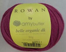 (€ 14,40/100 G): 250 G Rowan, amybutler belle Organic DK sh008 Peony #1877
