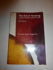 The Art of Thinking Guide to Critical and Creative Thought Vincent R.Ruggiero231