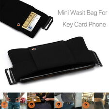 1/2PC Pouch Waist Bag The Minimalist Invisible Wallet Mini Pouch Key Card Phone
