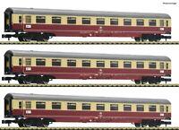 """Fleischmann N 881911 Wagen-Set 1 """"Christoforus-Express"""" der DB - NEU + OVP"""