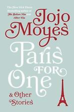 Paris for One and Other Stories a Hardcover book by  Jojo Moyes FREE SHIPPING