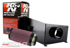 MEGAN Air Intake Heat Shield + K&N Filter for Mini Cooper S 02-06 R52 R53 1.6 SC