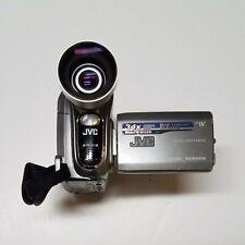Jvc Gr-D750U 34x Optical/800x Digital Zoom MiniDv Camcorder