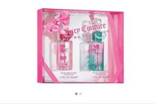 Juicy Couture LA LA Malibu Juicy Couture Malibu Surf 2 PCs Perfume Set NIB