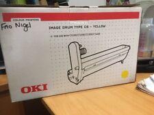 OKI-Genuine-Original-Yellow-Image-Drum Type C6 C5100-C5200-C5300-C5400
