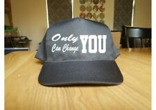 Printed Baseball Cap Only YOU Can Change Gym Exercise Fashion Caps New Gift